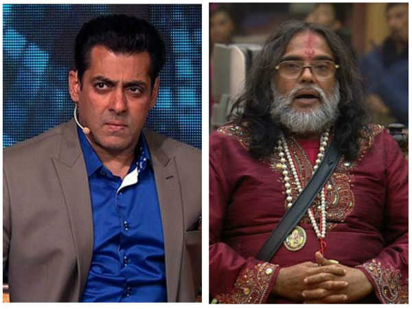 Has Salman Khan Filed Defamation Case Against Bigg Boss 10 Contestant Om Swami?