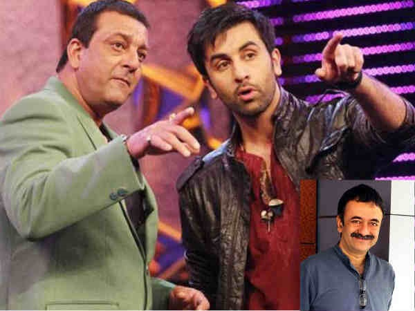 Ranbir Kapoor's Sanjay Dutt Biopic Goes On Floors Today, Rajkumar Hirani Cans A Funny Shot First!