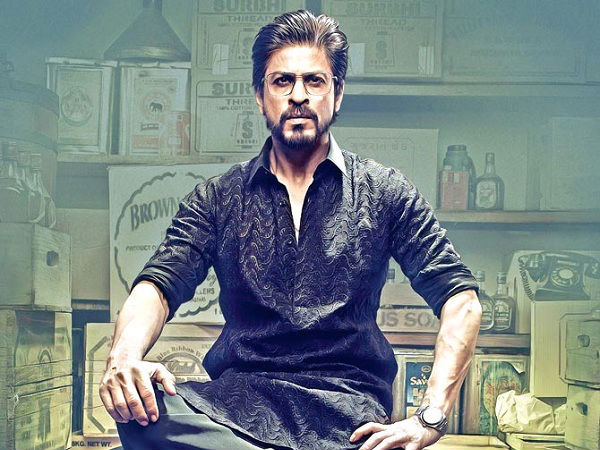 Shahrukh Khan's Raees Gets A 'U/A' Certificate With 6 Verbal Cuts!