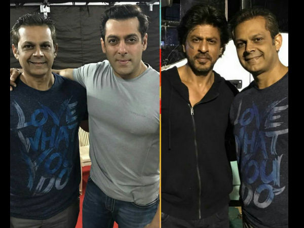 MUST READ: Shahrukh Khan Talks About Shooting With Salman Khan For Tubelight!