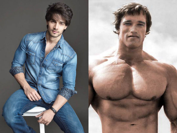 Sooraj Pancholi: Arnold Schwarzenegger Is My Inspiration For A Fit Physique!