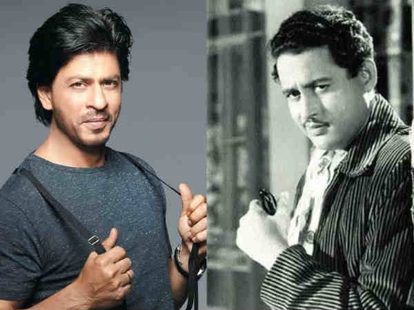 Shahrukh Khan: I Would Love To Essay Guru Dutt's Life