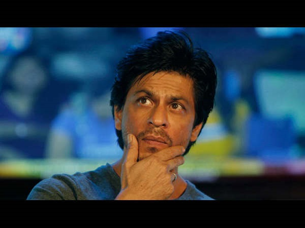 LOL! Shahrukh Khan Says 'Sitting On A Giant Wheel' Is The Most Daring Thing He Has Done In Life
