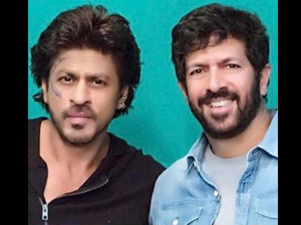 Shahrukh Khan Sports A Face Tattoo For His Cameo In Tubelight; Kabir Khan Shares His First Look!