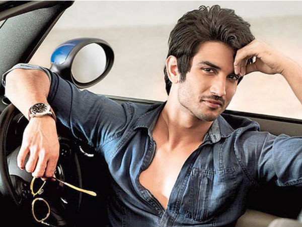 Sushant Singh Rajput Heads To NASA For 'Chanda Mama Door Ke'?