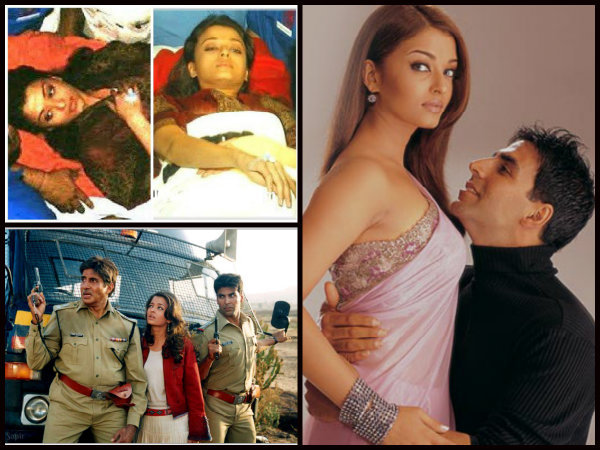 13 Years Of Khakee: When Aishwarya Rai Bachchan Met With An Accident & Akshay Kumar Saved Her!