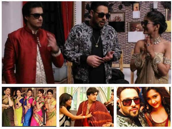 Yeh Rishta Kya Kehlata Hai Spoiler: Badshah Attends Kartik & Naira's Grand Sangeet Party (PICTURES)