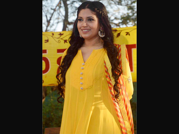 Feel Second Film Is Like Re-Launch For Me: Bhumi Pednekar
