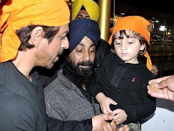 AbRam's First Time At The Golden Temple