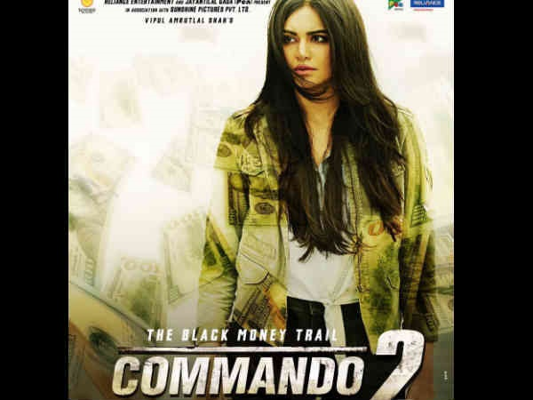 On Why She Gave Her Nod To Commando 2