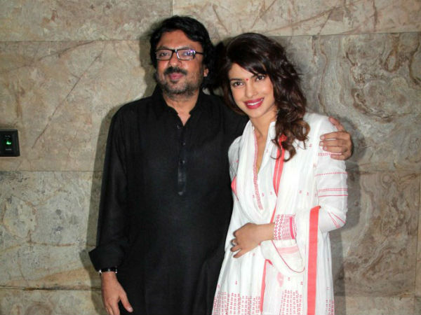 Sanjay Leela Bhansali Truly Makes An Artiste Out Of Me: Priyanka Chopra
