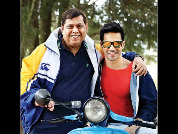 David Dhawan On Directing His Son Varun