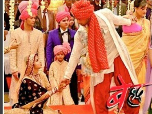 Vandana Stops The Marriage