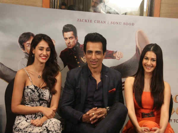 On His Co-stars Amyra Dastur And Disha Patani & His Shooting Experience In China