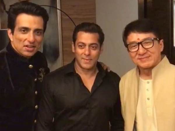 On A Future Collaboration With Salman Khan