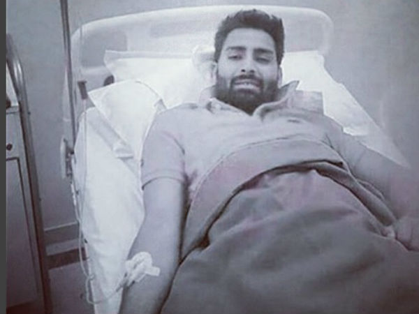 Manveer Hospitalised