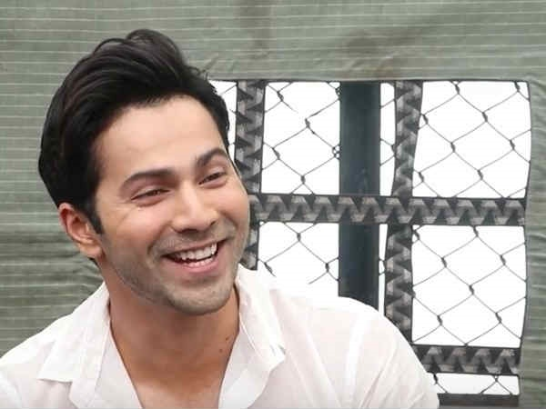 Varun On Being Compared With Salman Khan