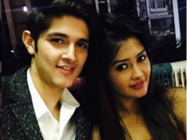 Rohan With Kanchi