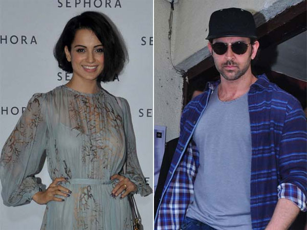 SHOCKER! Bollywood Biggies Called Kangana Ranaut To Their Houses & THREATENED Her For Hrithik Roshan