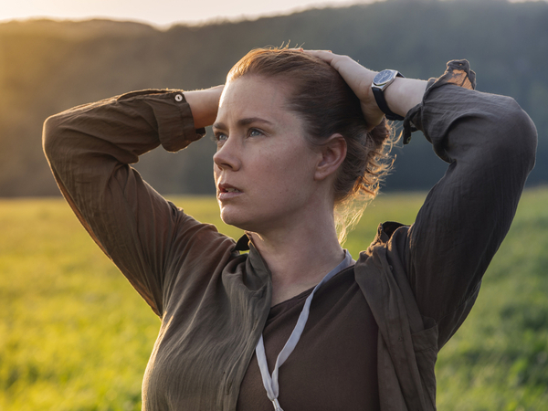 BEST MOVIE - ARRIVAL