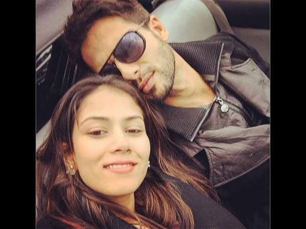 It Was Shahid Who Was Impatient To Start A Family