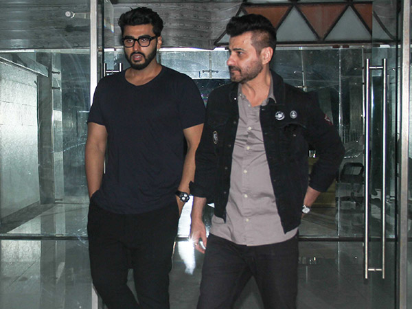 Kareena's Good Friend Arjun Kapoor Too Was Present At The Party
