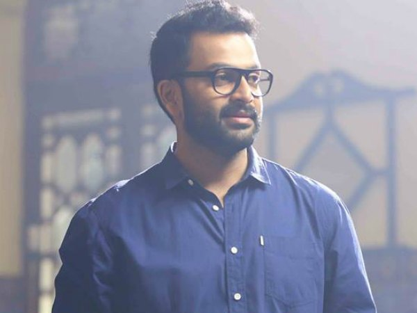 Prithviraj Association With Horror Movies