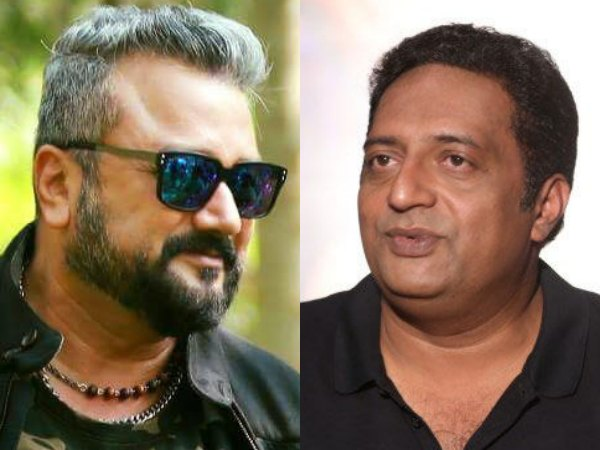 Jayaram Roped In For Prakash Raj's Movie
