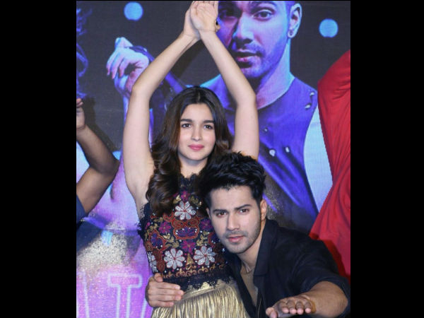 What Will Be Varun-Alia's Reaction?