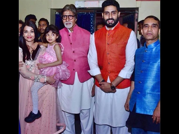 When The Family Asked Aaradhya To Thank Her Grandfather