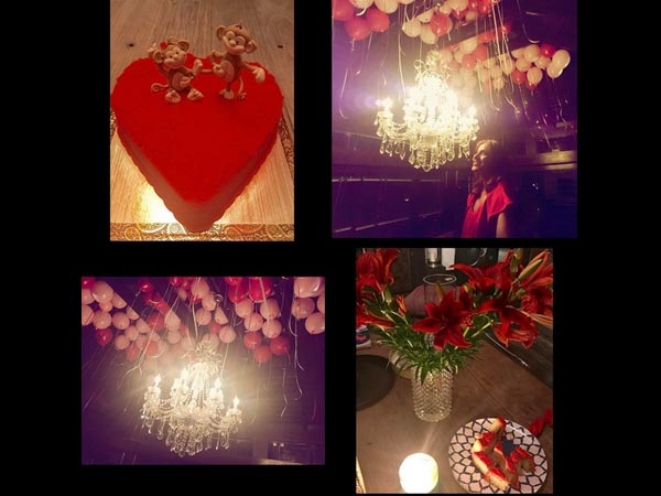 must see pictures: karan singh grover's valentine's day surprise, Ideas
