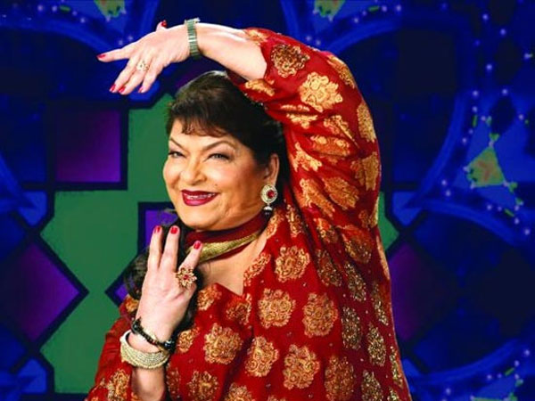Saroj Khan To Judge The Show?