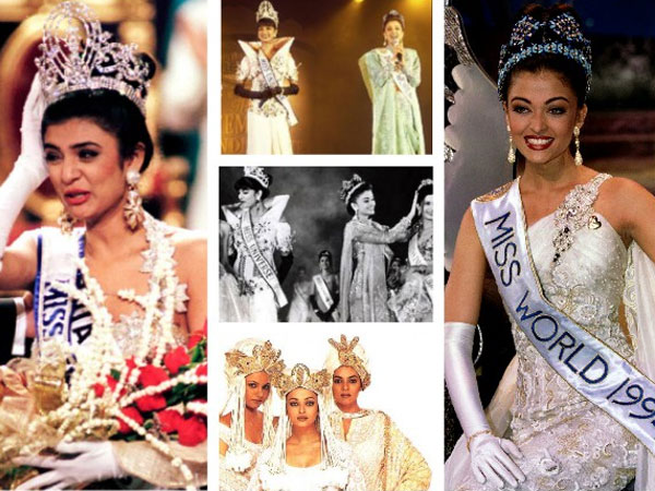 When India Won Both Miss Universe & Miss World Titles