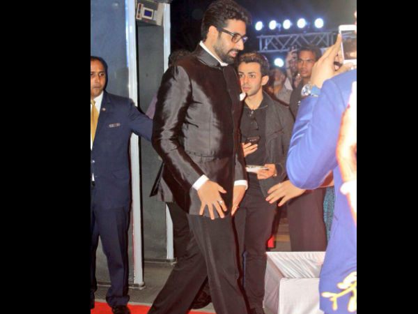 Salman, Amitabh, Rekha At Neil Nitin Mukesh's Reception