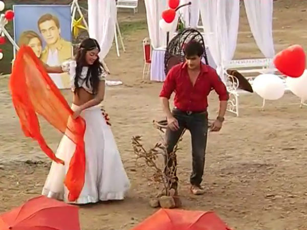 Naira To Cheer Kartik