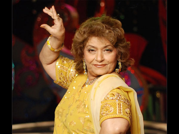 Saroj Khan's Blunt Reply