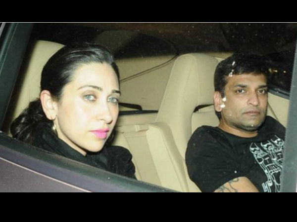 Karisma With Her Rumoured BF