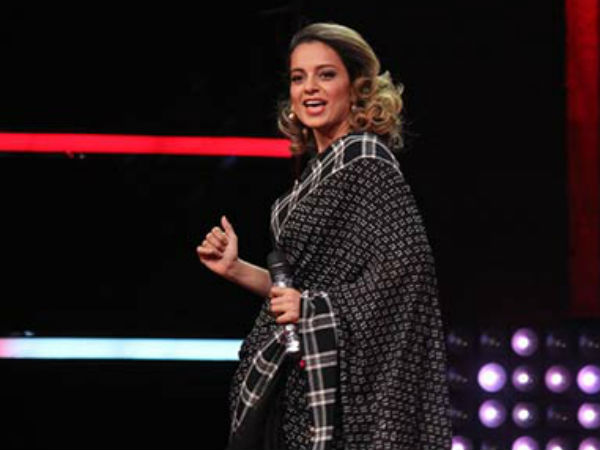 Kangana Ranaut Clarify About The 'Slap' Comment!