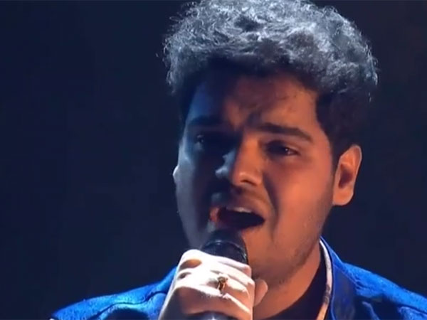 Rohit's Soulful Performance