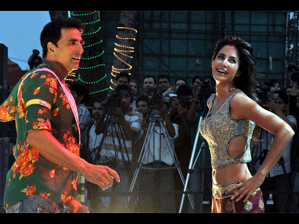 When Katrina Was Asked About Working With Akshay