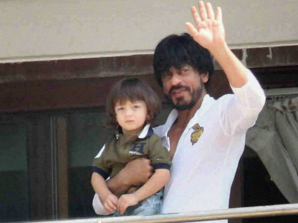 AbRam Likes SRK The Most