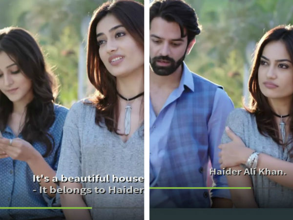 3. Meera Asks Her Friend About Haider