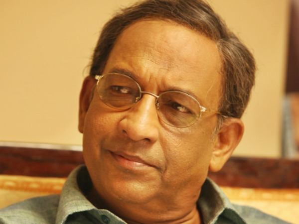 Nedumudi Venu as Professor