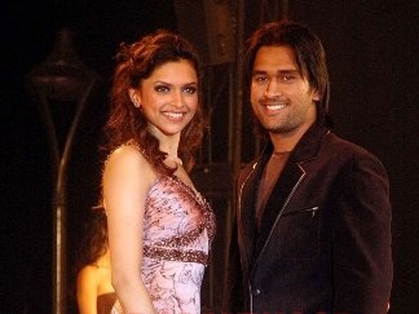 Image result for Yuvraj Singh and Deepika Padukone