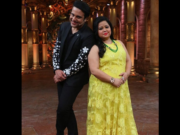 On Working With Krushna