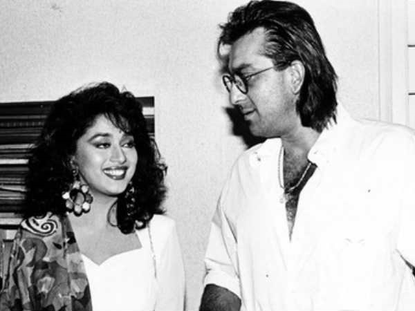'I Went Up To Madhuri And Said Sorry To Her'