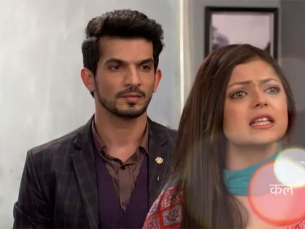Raghav & Naina's First Meeting Post Leap