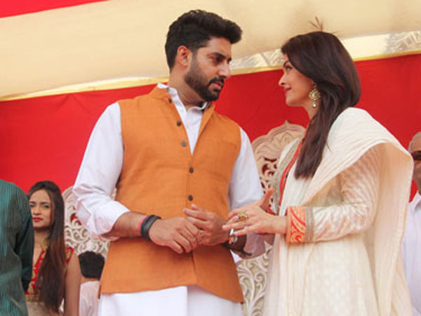 When Abhishek Came To Know About Aishwarya's Decision