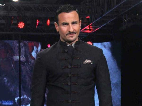 Saif Doesn't Want Taimur To Wear Designer Clothes In Childhood