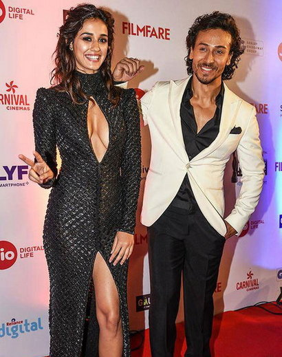 Controversial Picture Of Disha Patani From Filmfare Awards